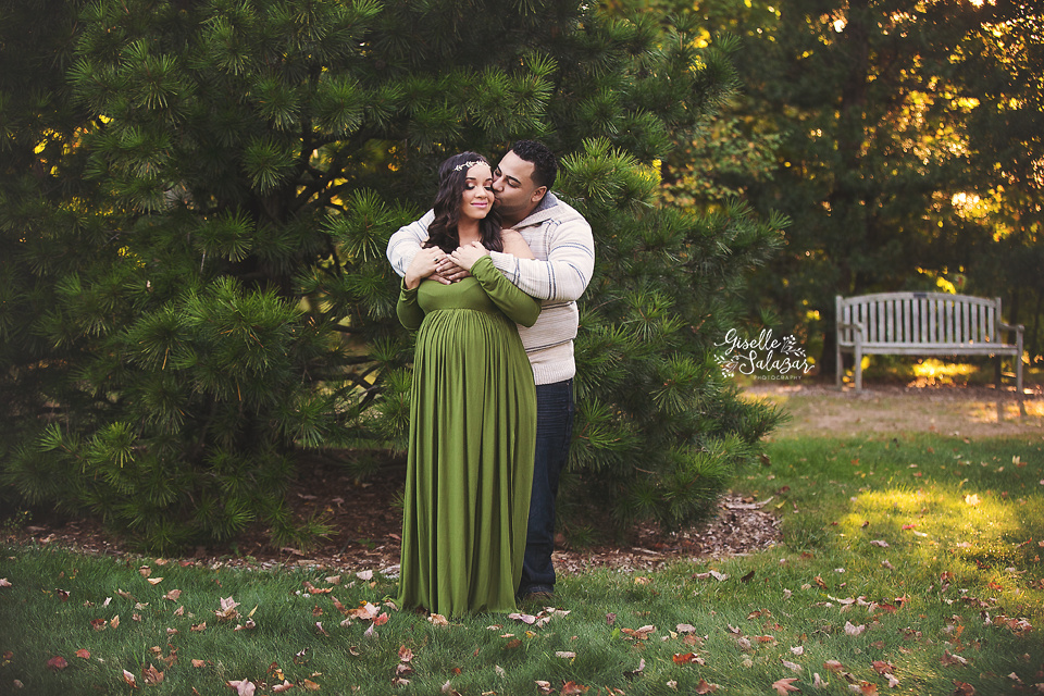 Morristown NJ maternity photographer