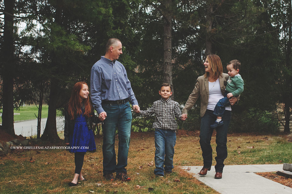 North NJ family photographer