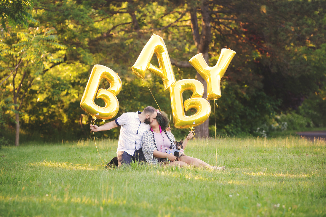 Pregnancy announcement photos NJ Maternity photographer